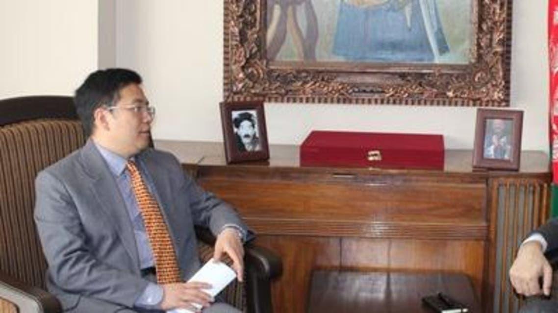 سفیر چین در افغانستان
