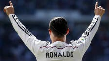 Ronaldo hits five as Real crush sorry Granada 9-1