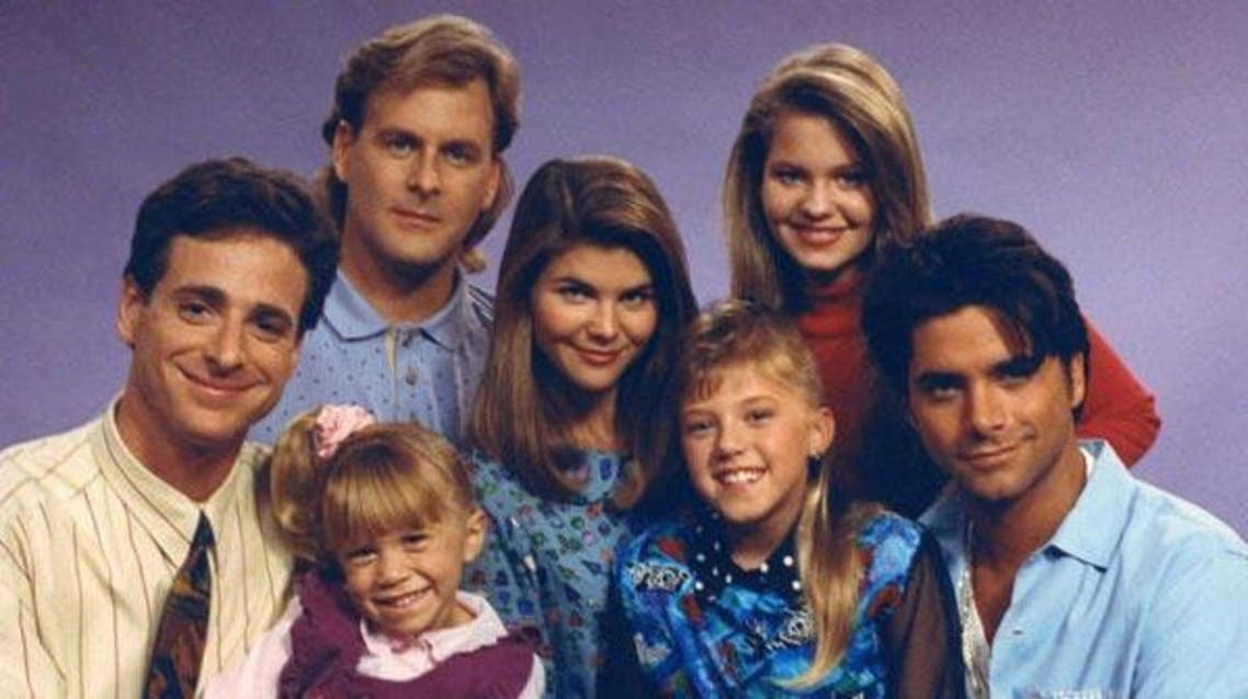 Full House series was a big hit in Saudi Arabia during the late 1980s. (Facebook)