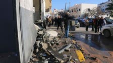 Four dead in Libya suicide bombing claimed by ISIS