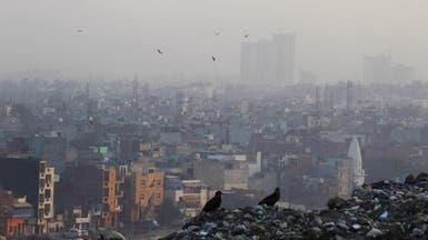 """#الهند تحاول التخلص من لقب """"الأكثر تلوثا"""" في العالم"""