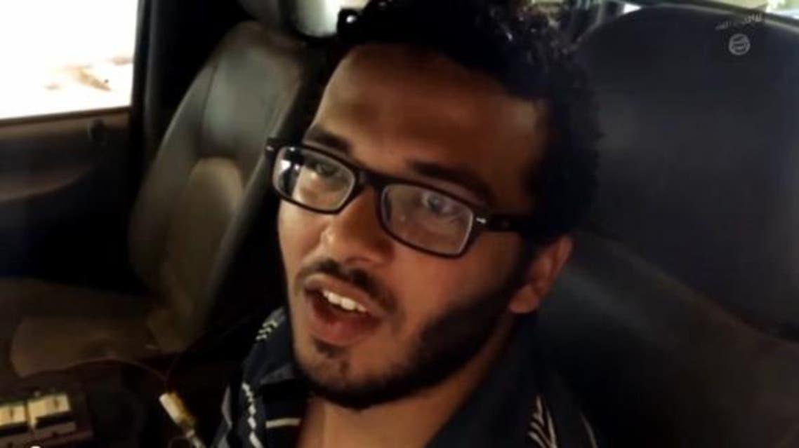 داعش ينشر فيديو لمصري نفذ عملية انتحارية في ليبيا