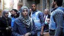 دمشق: یرموک کیمپ میں جھڑپیں، مکینوں کا فرار