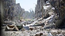 مسلحون سوريون ينبشون قبوراً بحثاً عن رفات إسرائيليين