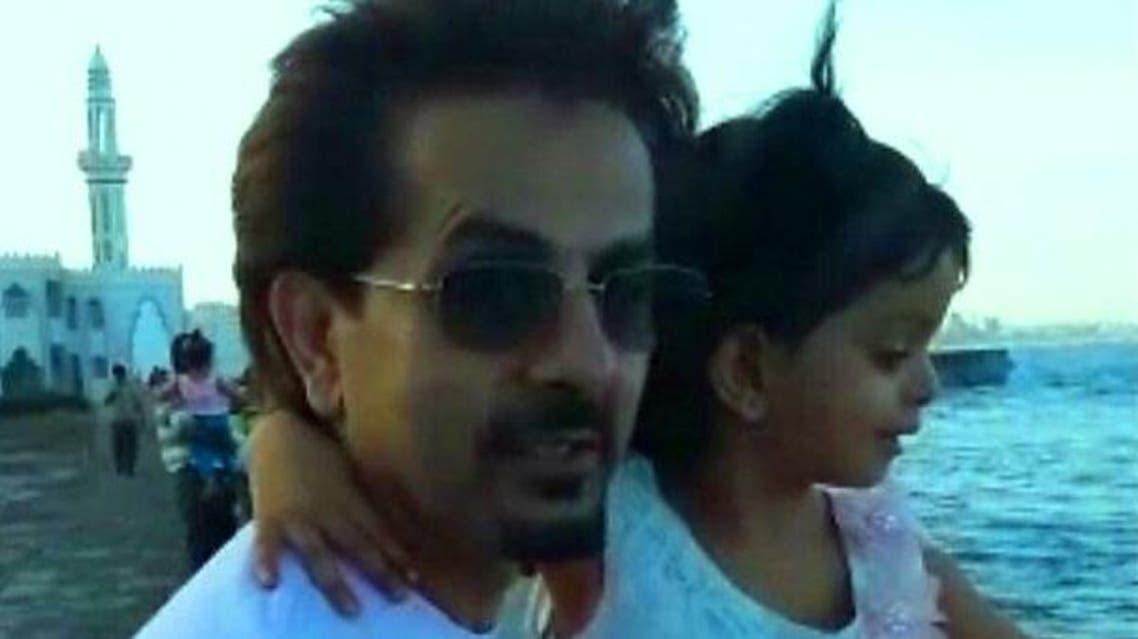اللبني وابنته، قتل قبل أن يتمكن من العودة بها إلى الولايات المتحدة