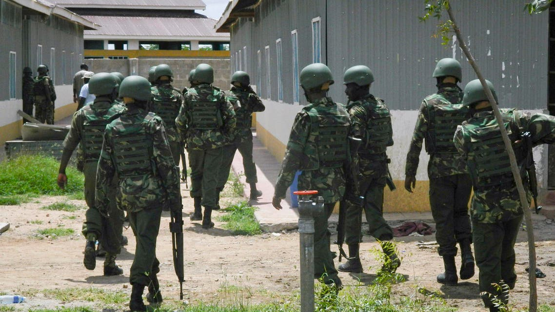 Kenya says destroys two al Shabaab camps in Somalia (AP)
