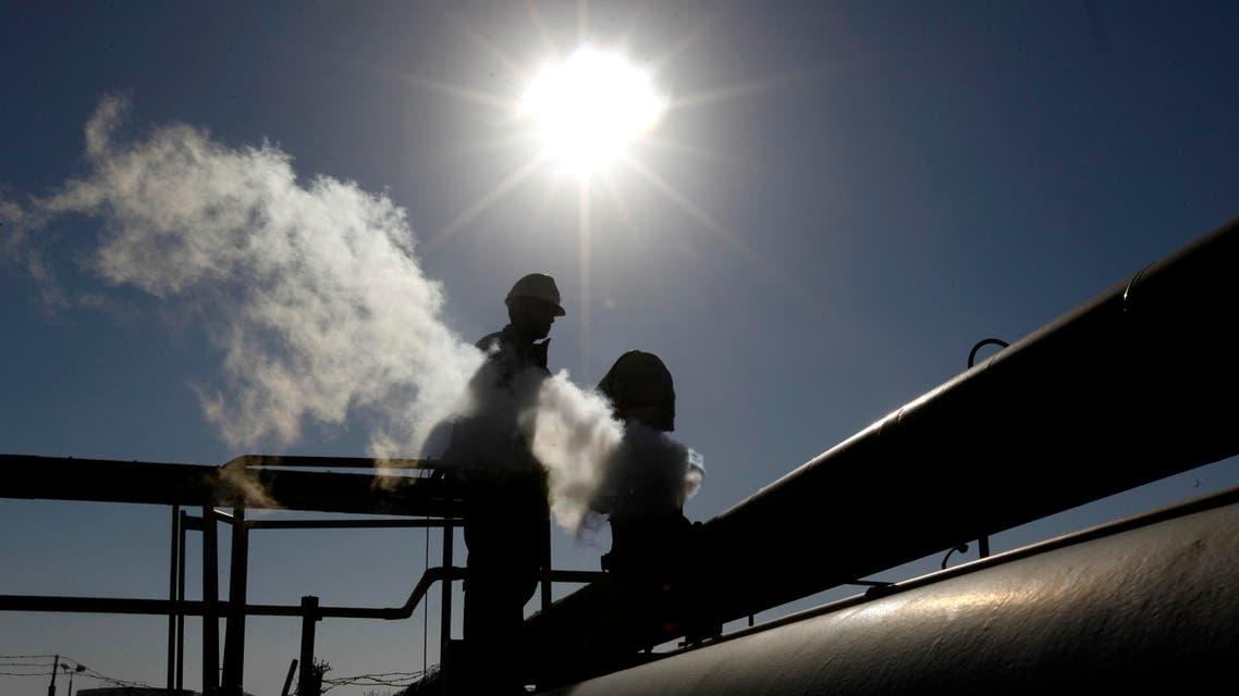 Libya's AGOCO producing 317,000 BPD, Brega oil port still closed (AP)