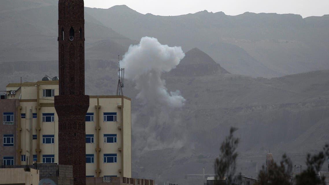 جانب من الاشتباكات في صنعاء (أرشيفية)