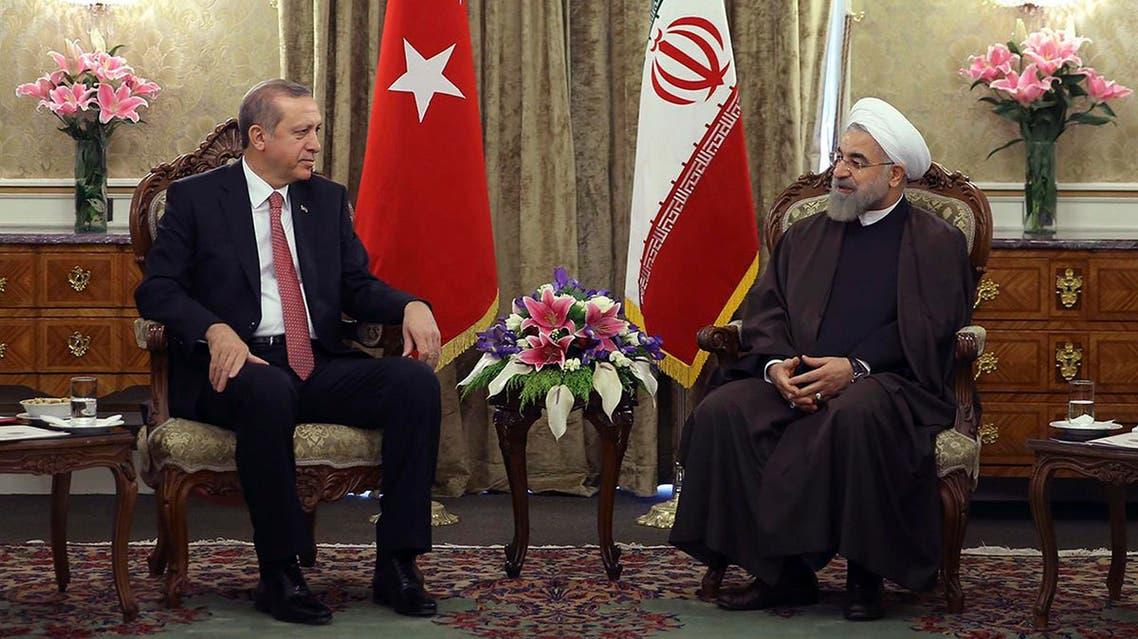 Turkey, Iran agree on trade but steer clear of Yemen disagreements (AP)
