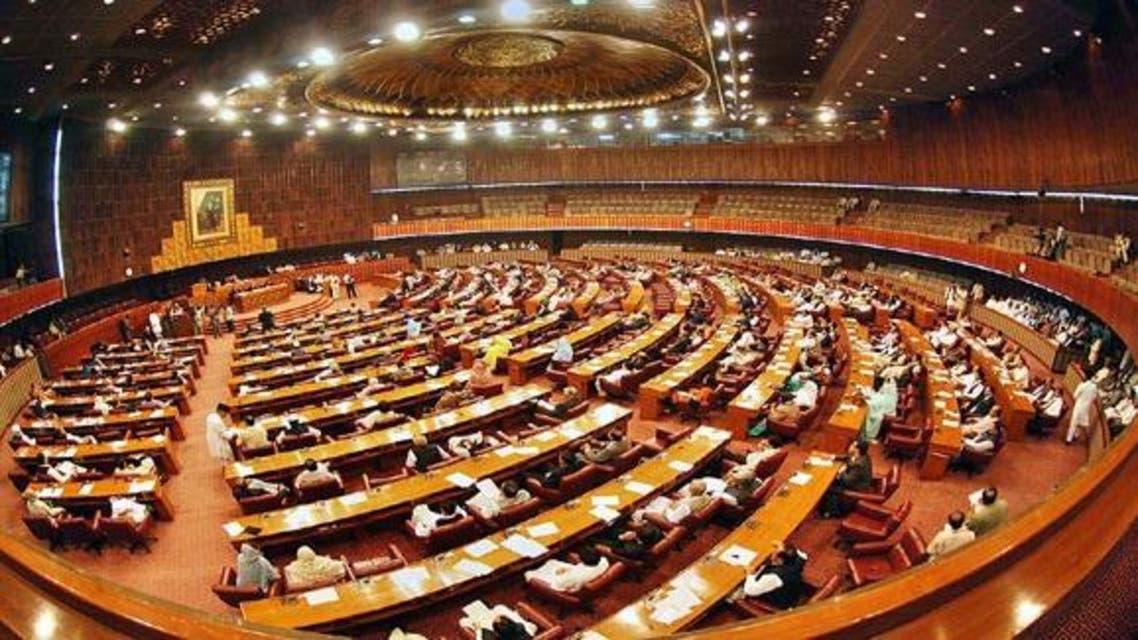 البرلمان الباكستاني 3