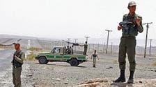 Rebels kill eight Iran soldiers on Pakistan border