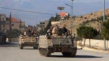 لبنانی فوج کی شامی سرحد پر کارروائی، تین جنگجو ہلاک