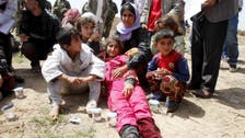 ISIS frees over 200 Yazidis in Iraq: Kurdish officer
