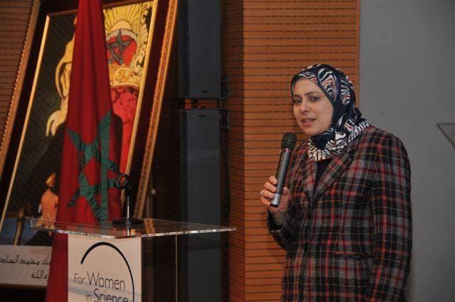سمية بن خلدون، وزيرة منتدبة في الحكومة المغربية