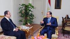 #السيسي يطالب الداخلية بالتوازن بين الأمن والحريات