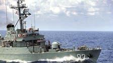 سفن حربية إيرانية تتجه إلى #باب_المندب