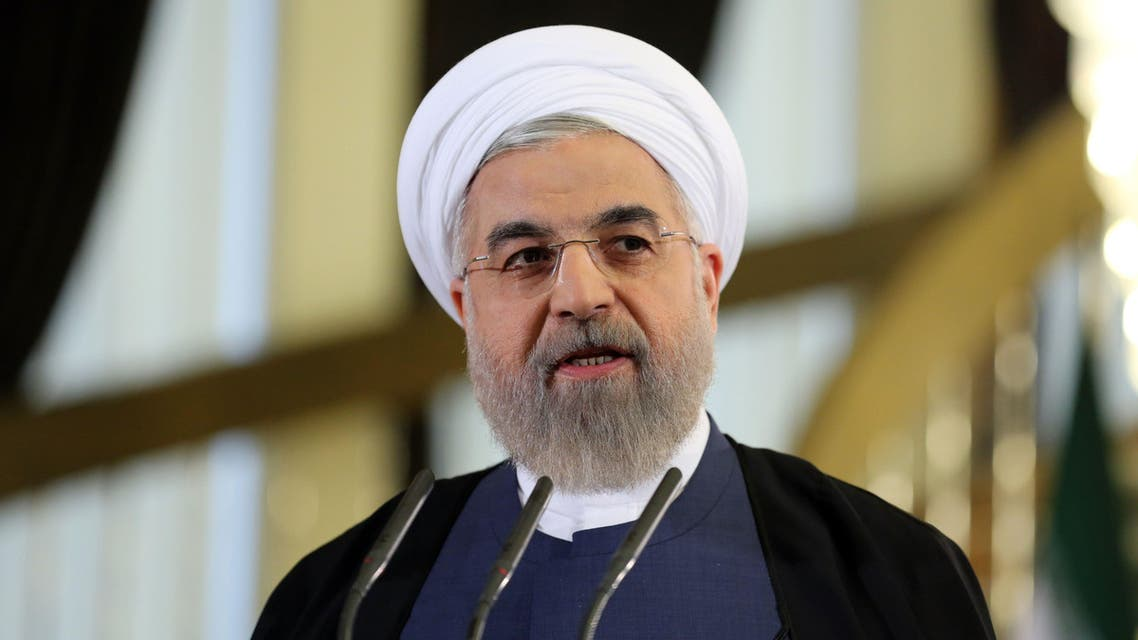 ranian President Hassan Rouhani speaks during a press conference in Tehran on April 3, 2015. (File: AFP)