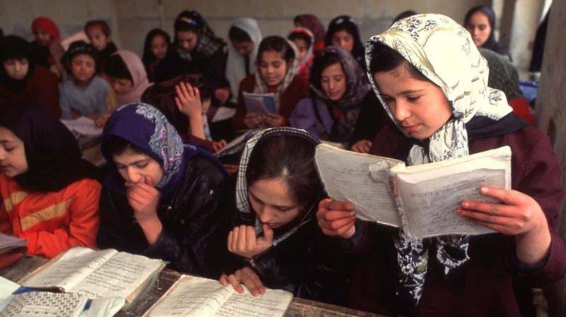 children girls education Courtesy: unesco