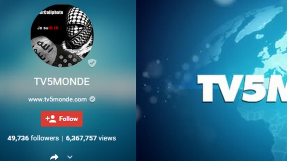 TV5Monde ISIS  (BBC)