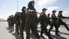 Palestinians expand security control in West Bank