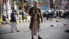 Yemen's Houthis enter Shabwa as coalition raids military airport