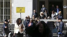 Italian police arrest man who opened fire at Milan tribunal