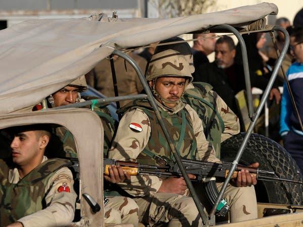 مصر.. مقتل 64 متطرفا خلال العملية العسكرية في سيناء