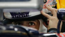 Motor racing-Red Bull are now third best team, says Ricciardo
