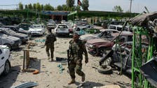 At least three civilians killed in Afghan attack on NATO convoy