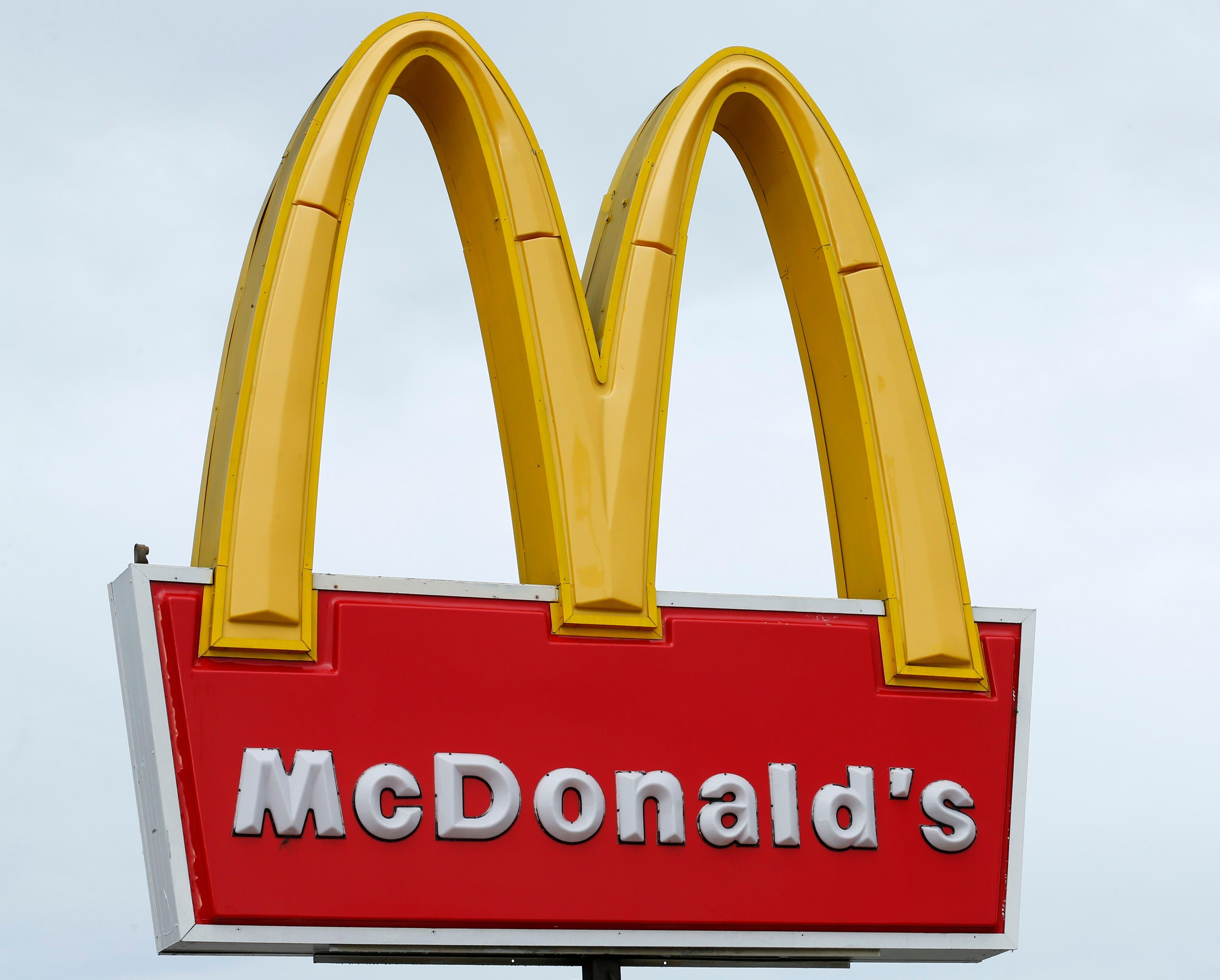 McDonalds (AP)