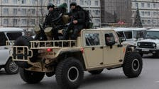 Two gunmen killed after attacking police in Russia's restive Chechnya region