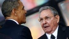 #أوباما وكاسترو تحادثا هاتفياً قبل قمة الأميركيتين