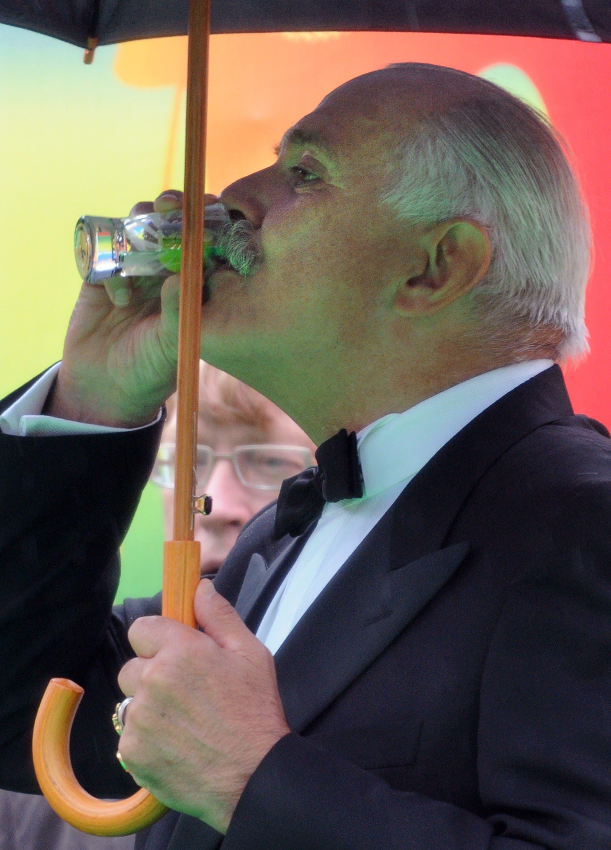 Nikita Mikhalkov (File photo: AP)