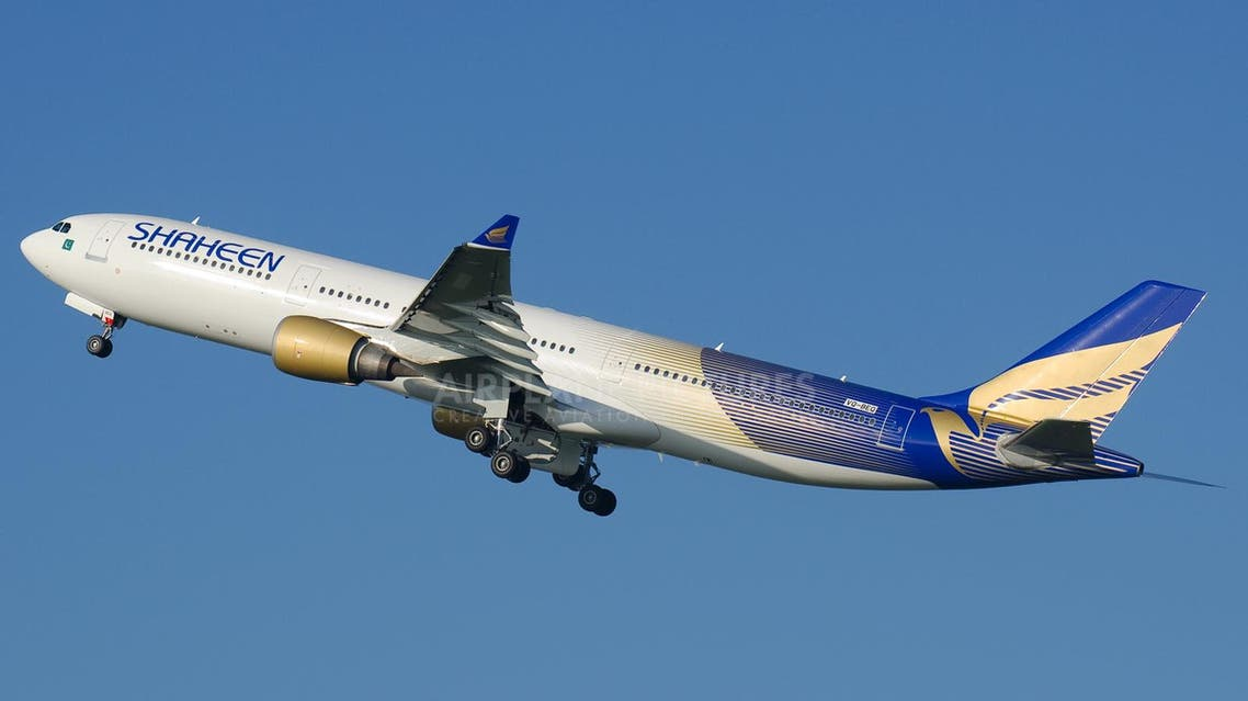The Boeing 767 is reportedly registered in Jordan and is on loan to Shaheen Air. (File photo courtesy: airplane-pictures.net)