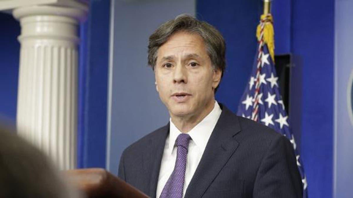 بلينكن: الطريق إلى الدبلوماسية مفتوح مع إيران بشأن الاتفاق النووي