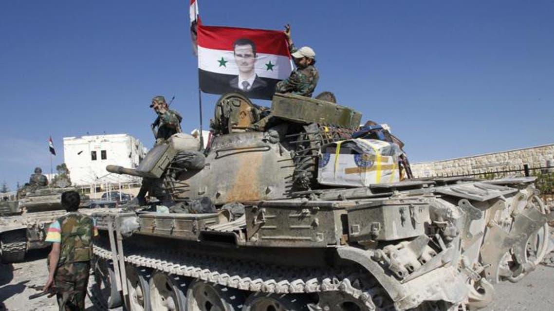 Assad - Reuters