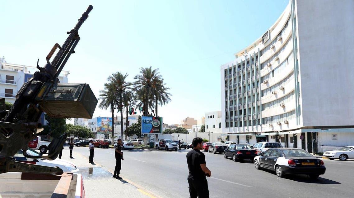 وزارة الداخلية الليبية