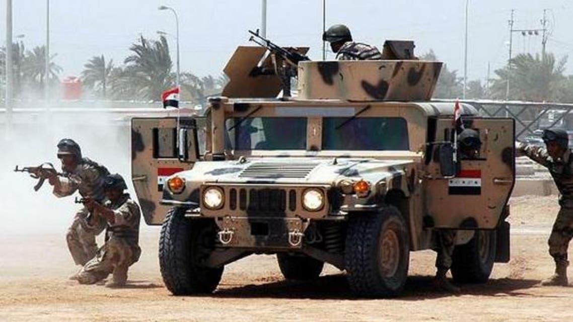 القوات العراقية الجيش العراقي العراق الحرب على داعش