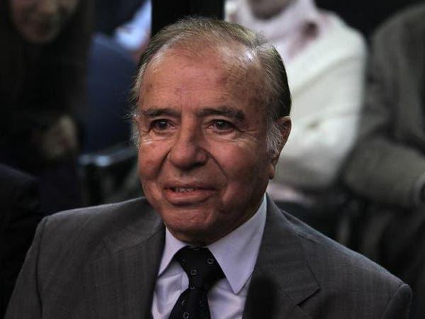 الأرجنتين.. محاكمة الرئيس الأسبق منعم في أغسطس