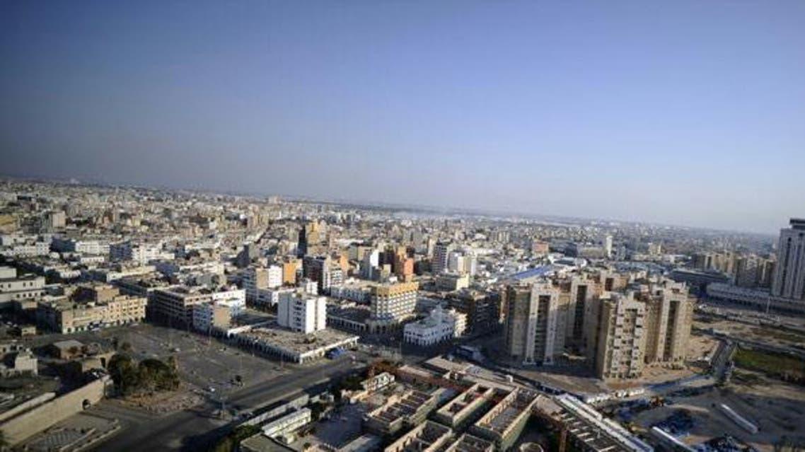 طرابلس الليبية