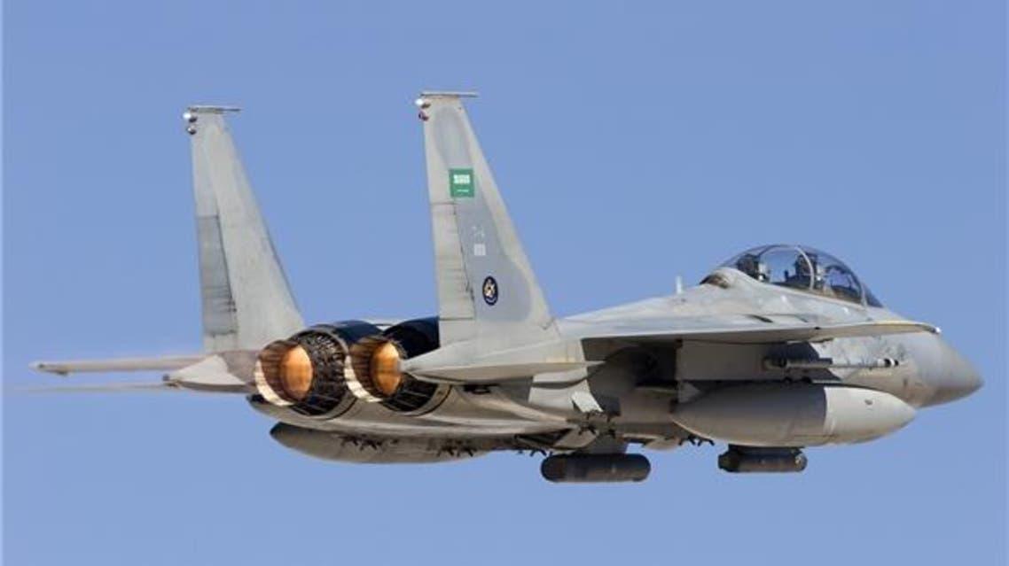 Saudi Jets -