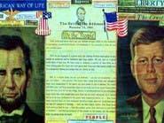 قصة اغتيال ابراهام #لينكولن وعجائب شبهها بمقتل #كنيدي