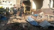 إصابة 3 أمناء شرطة و5 مواطنين بتفجير منزلين في العريش