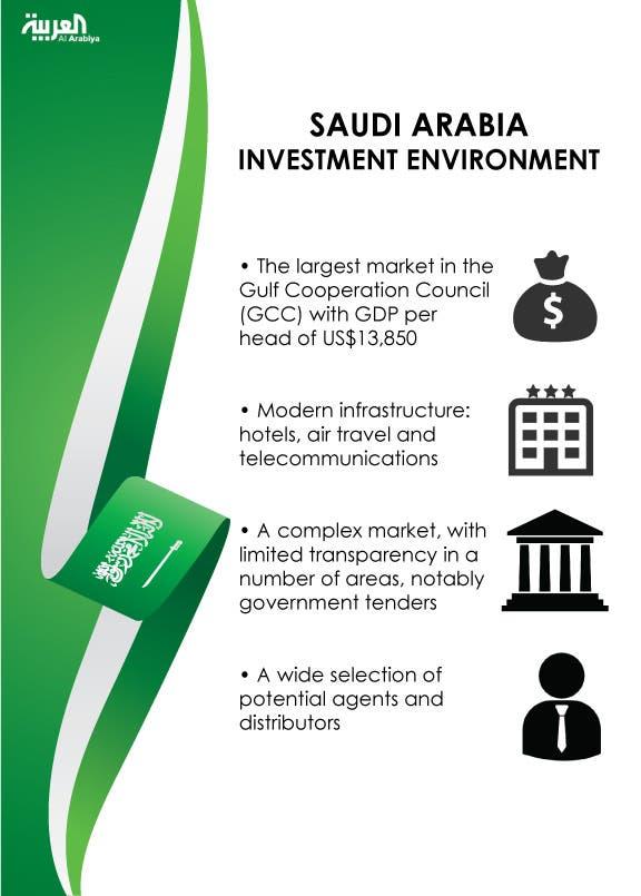 Saudi Arabia Investment Environment