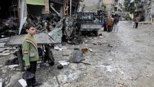Five children dead in air strike on school in Syria's Aleppo