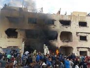 داخلية مصر: متفجرات حادث قسم #العريش مهربة من الخارج