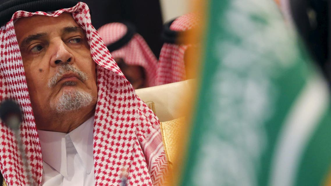 saud al-faisal reuters
