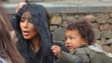 Kim Kardashian dons a veil on visit to Armenian monastery