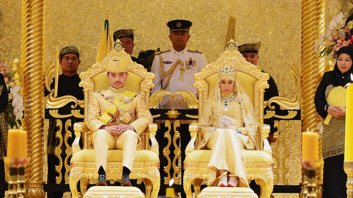 . Malik is the son of Brunei's Sultan Hassanal Bolkiah, one of the world's richest men. (Reuters)