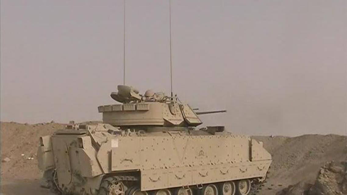 THUMBNAIL_ اشتباكات الجيش السعودي مع ميليشيا الحوثي على الحدود السعودية اليمنية